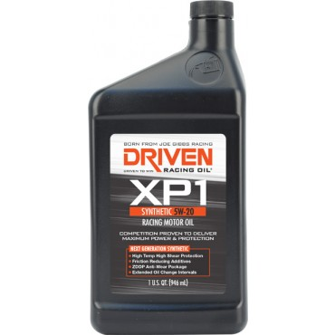 XP1 Quart (5w-20) • Double E Racing