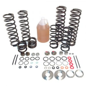 Stage 3 Valving & Spring Kit for RZR XP 1000 / RZR XP 4 1000 Walker Evans Shocks • Double E Racing