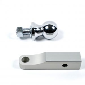 Zbroz Racing Aluminum Receiver Hitch • Double E Racing