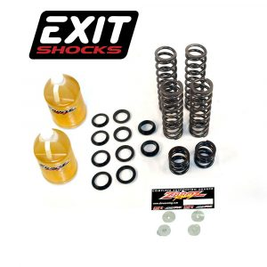 Stage 3 Valving and Spring Kit for Polaris RZR 900XP UTV • Double E Racing