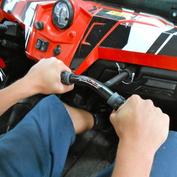 Passenger Grab Handle and Lug Wrench • Double E Racing