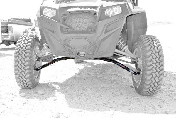 ARS-FX Lower Front A-Arm Kit for Polaris RZR XP 1000 / RZR XP 4 1000 • Double E Racing