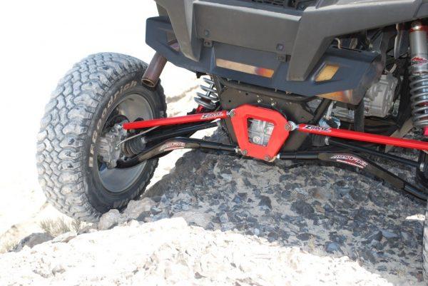 ARS-FX Upper Radius Rod Kit for Polaris RZR XP 1000 / RZR XP 4 1000 • Double E Racing