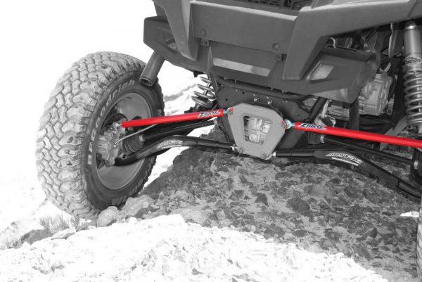 ARS-FX High Strength Upper Radius Rods for Polaris RZR 900XP & 900XP 4 • Double E Racing