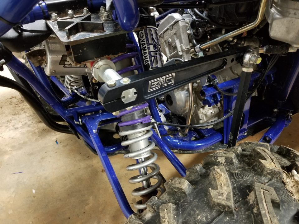 Yamaha YXZ Sway Bar • Double E Racing Products