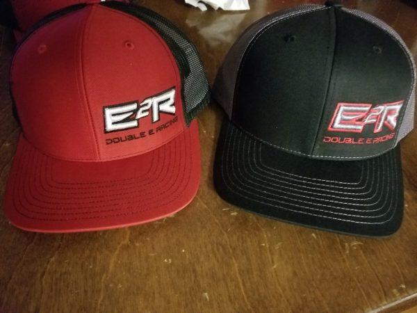 doubel e racing hats